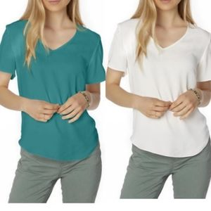 Simply Styled By Sears Tulip Sleeve Tops